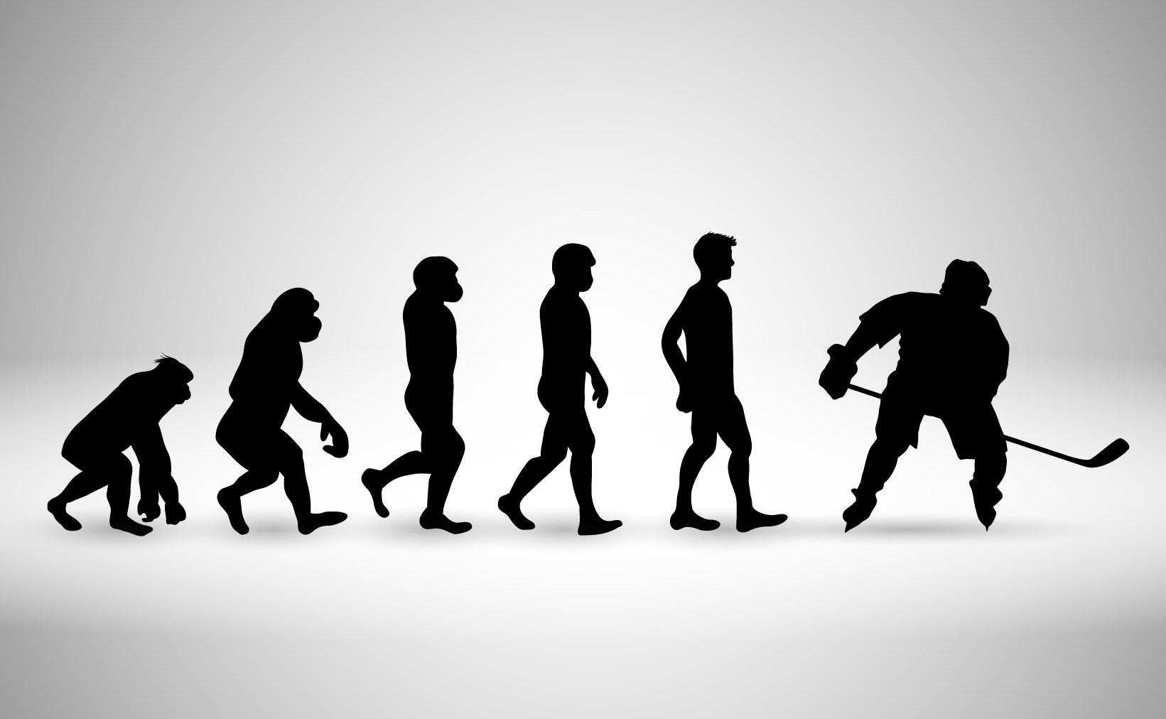 Despre evoluția umană…