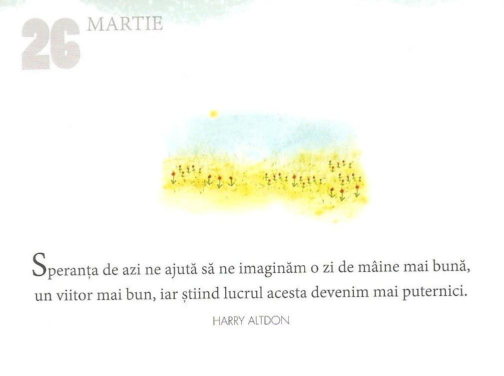 26 Martie