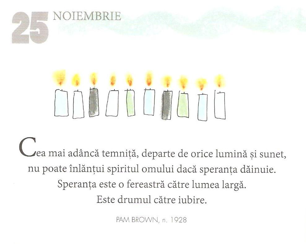 25 Noiembrie