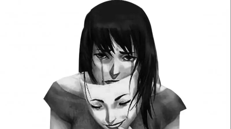 Când ascunzi depresia în spatele unui zâmbet…
