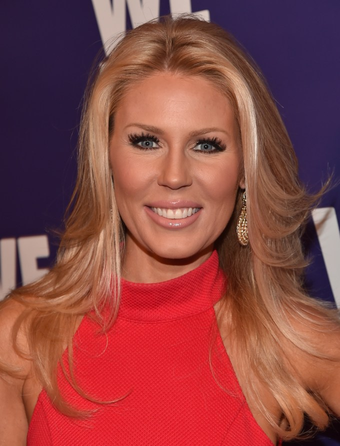 Gretchen Rossi With No Makeup Hairsjdi