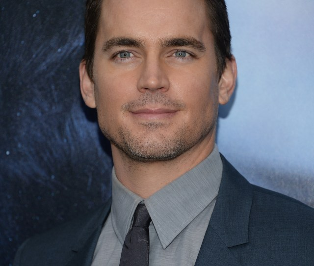 What Is Matt Bomer In Next After White Collar His Perfectly Symmetrical Face Will Be All Over The Big Screen