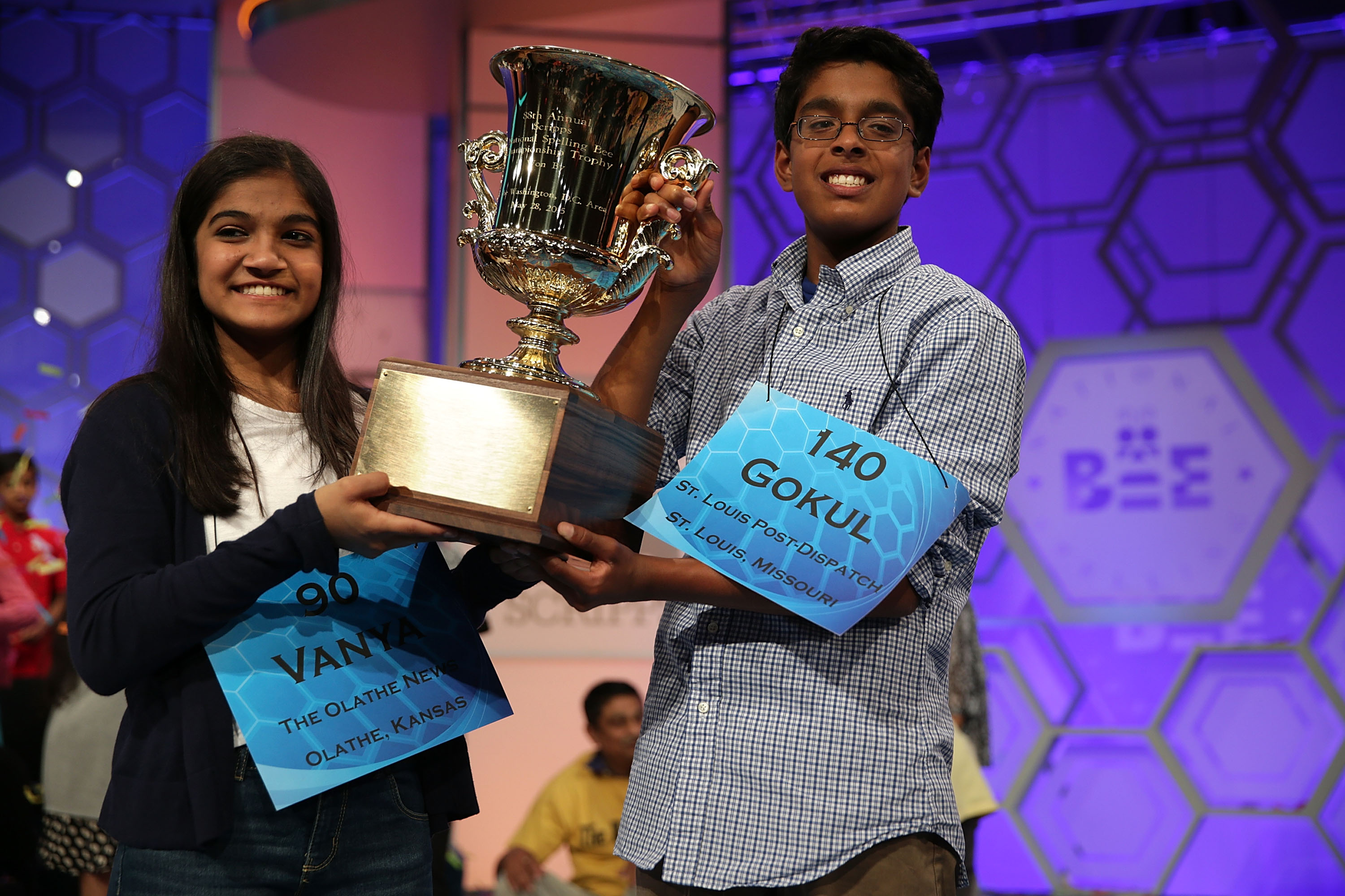 What Was The Winning Word In The National Spelling