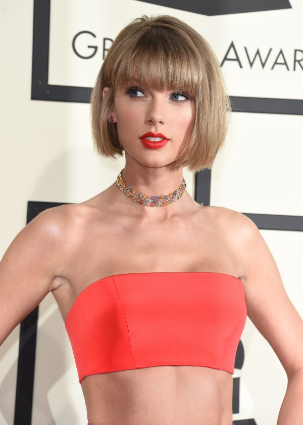The One Thing You Didn't Notice About Taylor Swift's 2016 ...