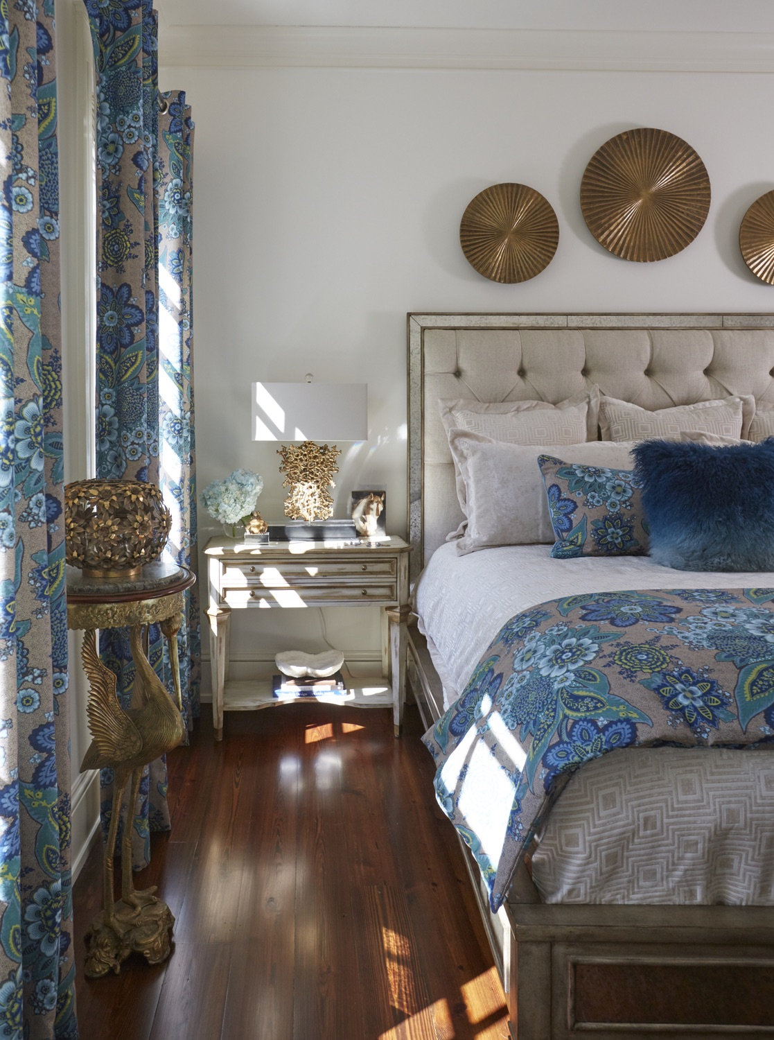Old World Chic Lovelace Interiors