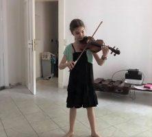 Anika-violin
