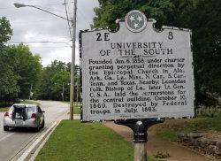 Sewanee-historical-marker