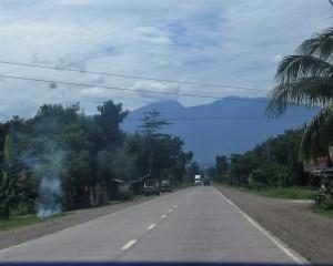 Mt Apo - tallest mt in Philippines