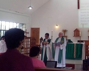 St Johns Sunday worship