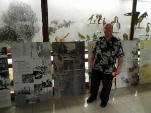 Manila Santo Tomas University (4) Internment camp panels