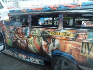 Manila cool ride