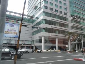 Manila shopping center