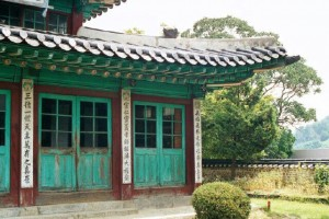 Ganghwa church front
