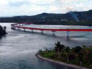 San Juanico bridge longest bridge in Philippines (6)