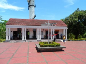 Corregidor Spanish light house