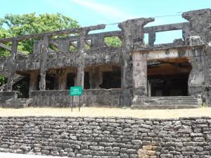 Corregidor topside BOQ