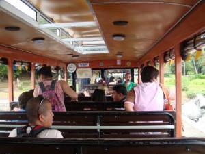 Corregidor tour bus (2)