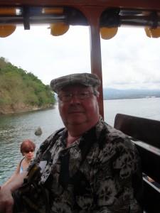 Corregidor tour bus