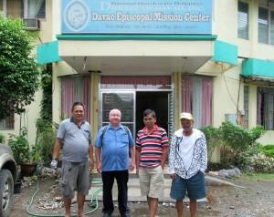 Davao traveling companions