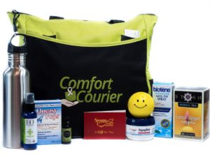 Comfort Couriers Totes
