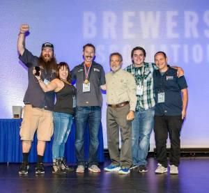 Verboten Brewing Wins Bronze at 2016 GABF
