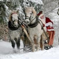 Santa in Loveland, CO