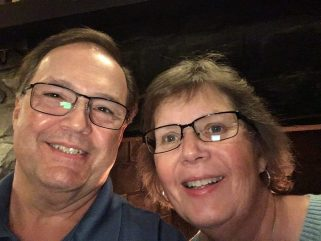 Kim and Rick Donaldson of Miami Township