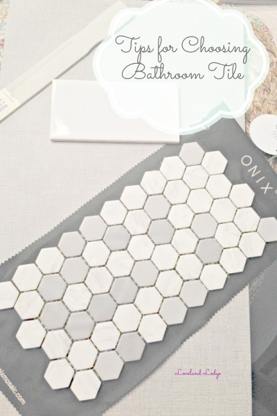 Choosing the Right Tile