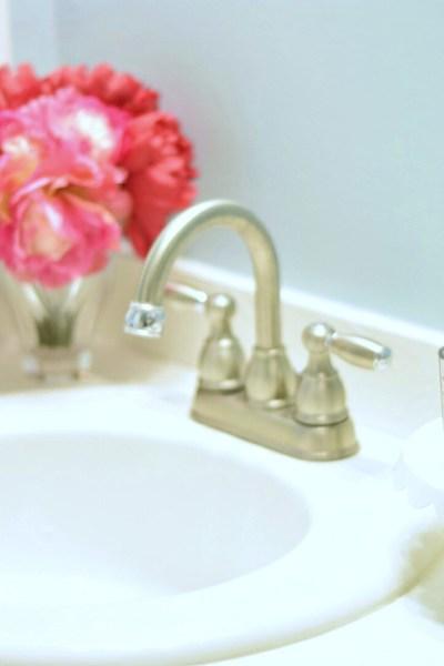 Hall Bathroom DIY Reveal