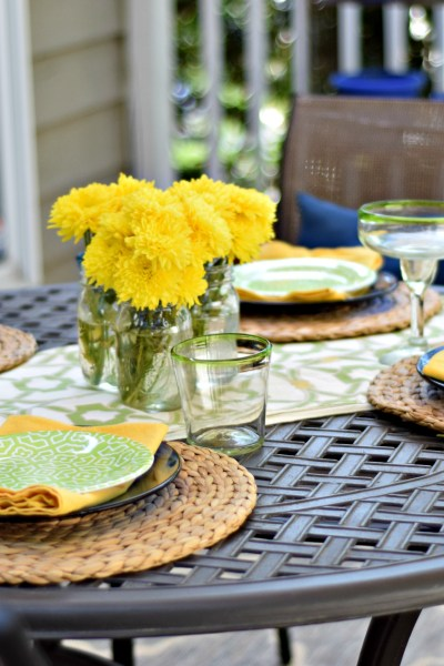Spring & Summer Tablescapes