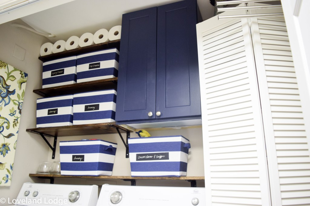 Orc Week 6 Modern Farmhouse Laundry Room Reveal