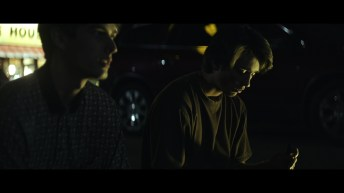 Stone Taul (left) and Jon Parker (right) in Viceroy