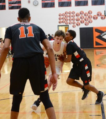 Loveland H.S. vs. Withrow H.S. - 7