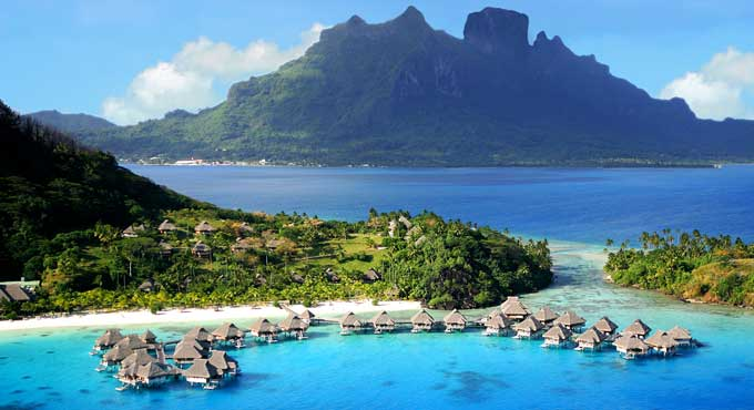 Wanderlust Wednesday- Bora Bora