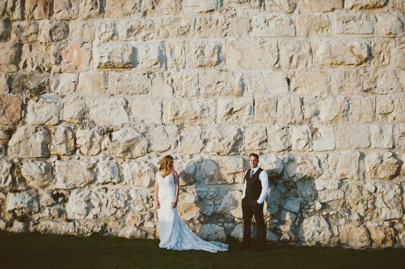 Bridal Portraits in Jerusalem