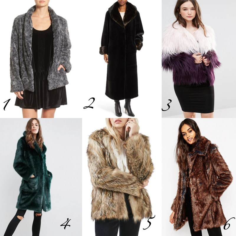 Sunday Styles – Faux Fur Coats