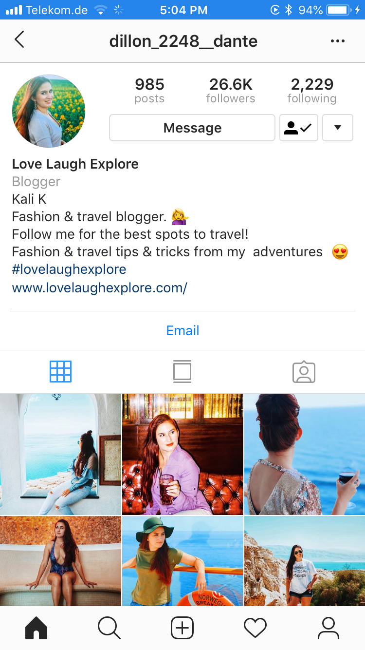 My Instagram Was Hacked, Now What - My personal Story - Love Laugh