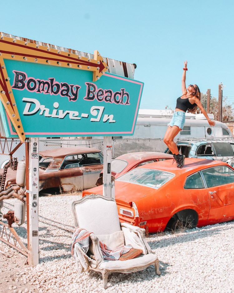 Bombay Beach Drive-in 3