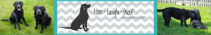 Love Laugh Woof header image