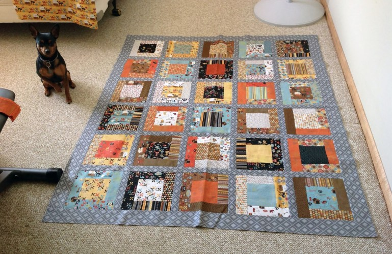 WIP Wednesday – Max and Whiskers