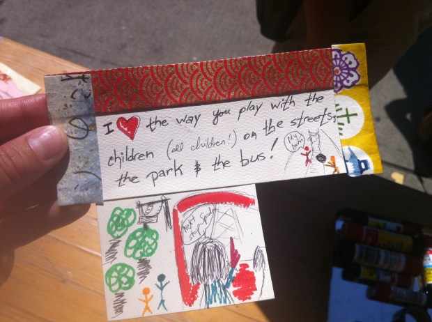 ps kensington, July 29, love, love lettering project, kensington market