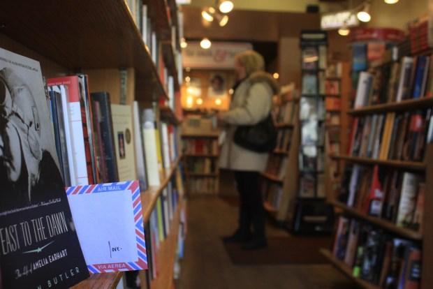LLP DC bookstore