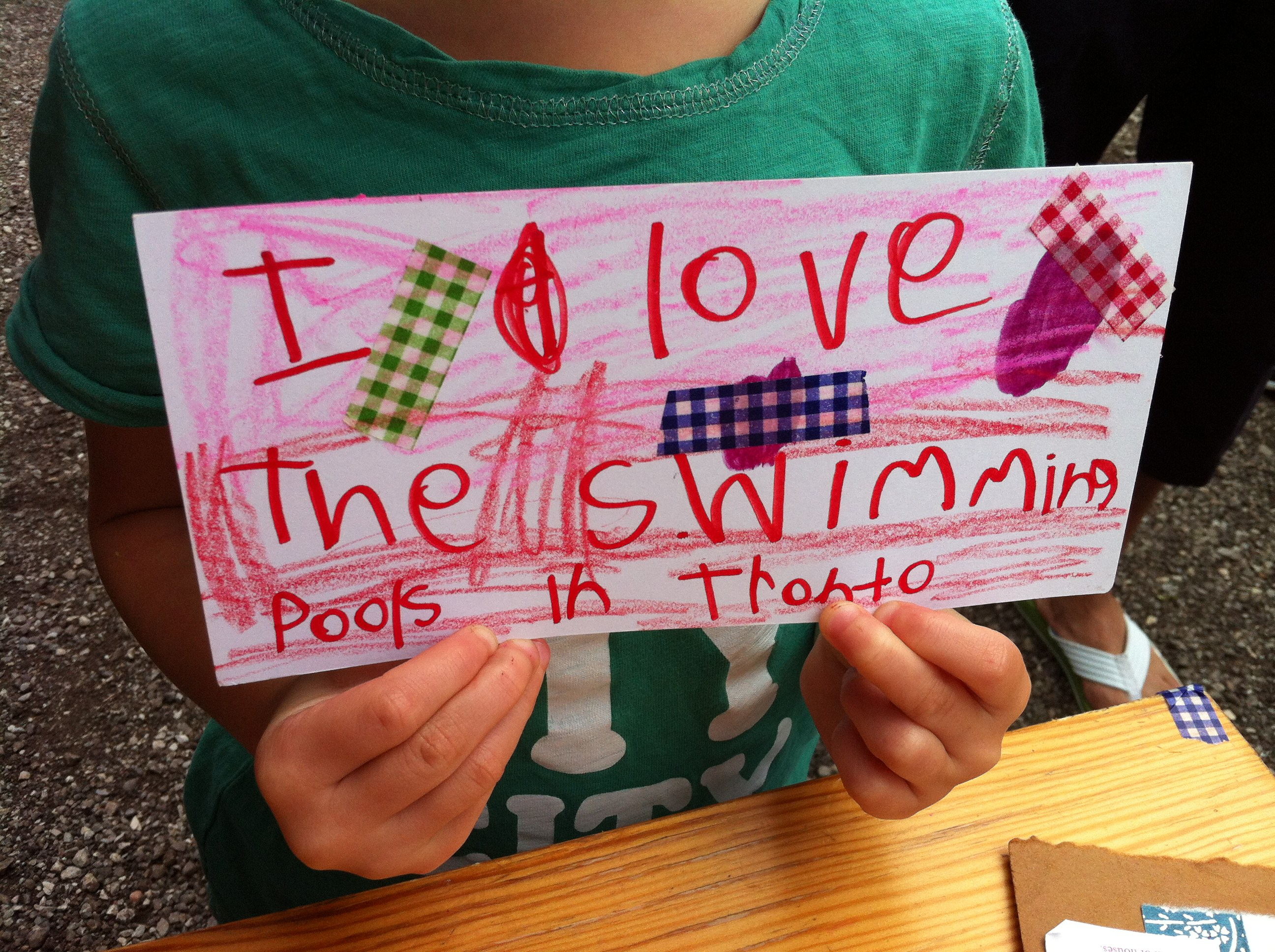 Love Letters To Torontou0027s Swimming Holes  Free Love Letters For Her