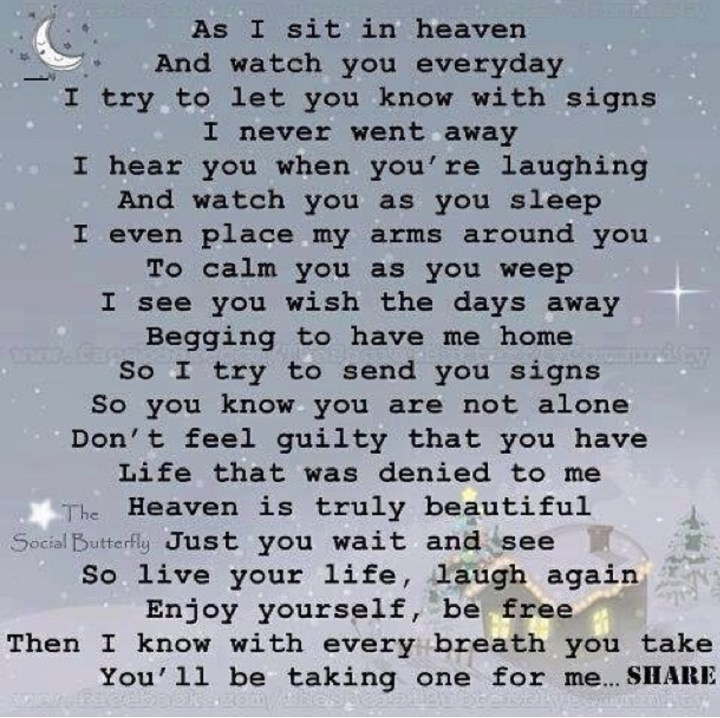 Quotes For Departed Loved Ones: Daughter Missing Deceased Father Quotes 2014