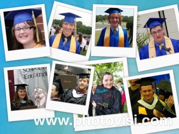 Graduations 1 - 8