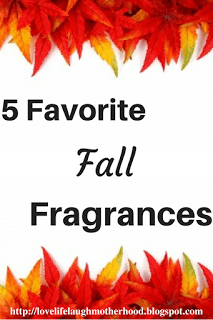 5 fall fragrances that arent pumpkin spice