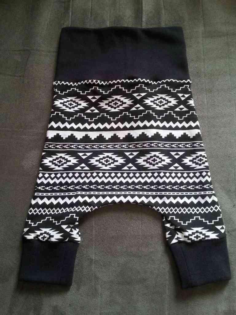 Harem pants by Cherry Brick Road
