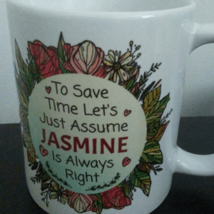 5amily Personalized Coffee Mug Gift Idea & Review