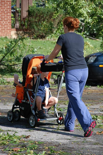 Things to consider when buying a double stroller