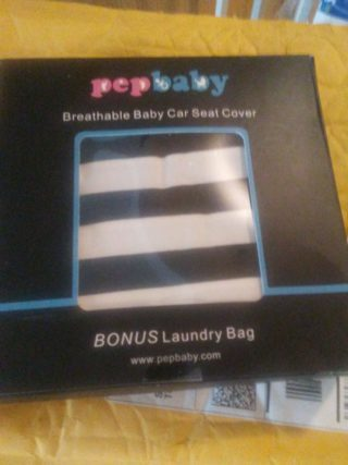 Pepbaby Breathable Car Seat Cover